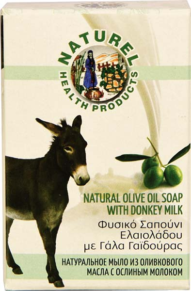 DONKEY'S MILK OLIVE OIL SOAP
